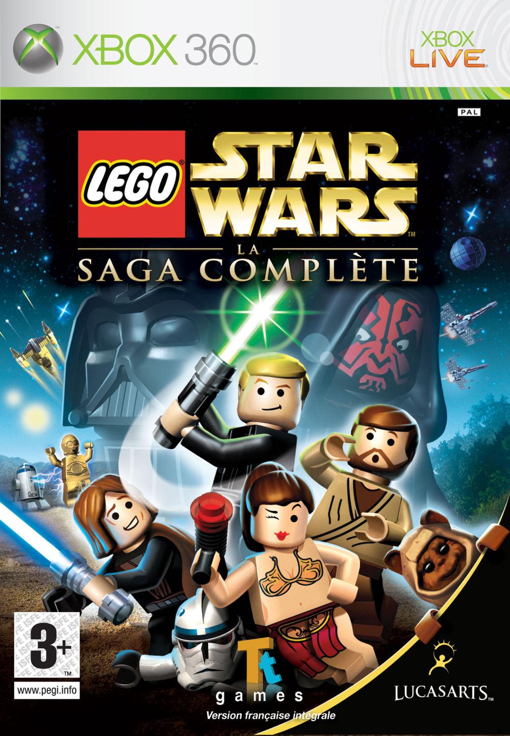 Lego Star Wars: The Skywalker Saga Lego Star Wars: The Complete Saga Free Game Download